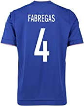 adidas Fabregas #4 Chelsea Home Soccer Jersey 2015-2016 Youth.