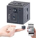 7links WLAN Mini Kamera: HD-Micro-IP-Überwachungskamera mit WLAN, Nachtsicht & App-Zugriff (Mini IP Cam)