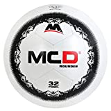 MCD SPORTS Ballons de Football D'entraînement Léger Hybride Ballon de Foot Freestyle pour Garçons et Filles, Ballon de Foot taille 5 Intérieur et Extérieur pour Equipe de club Professionnel