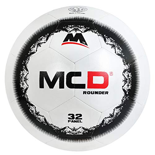 MCD SPORTS Fútbol Entrenamiento Fútbol Tamaño 5 Fútbol ligero de práctica para niños y niñas, Equipo de club profesional Balón de fútbol para interiores y exteriores