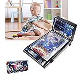 LYBC Máquina Electrónica De Pinball De Mesa Juguetes De Pinball,Máquina De Pinball Rompecabezas para Padres E Hijos,Fácil De Operar