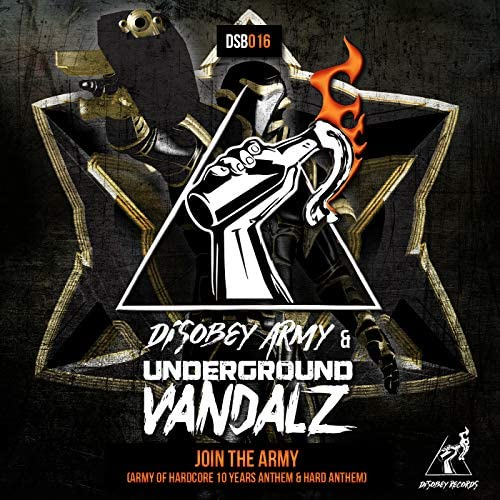 Disobey Army & Underground Vandalz