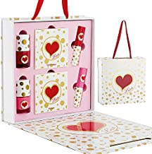 """Makeup Kits for Teens - """"LOVE"""" Make Up Gift Set for Young Teens or Girls - Includes Eyeshadow Palette with Ultimate Color Combinations - Full Starter Kit for Beginners - by Toysical"""