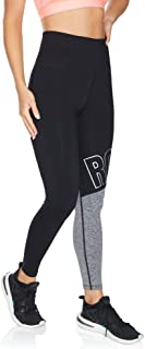 Rockwear Activewear Women's Fl Blocked Logo Tight from Size 4-18 for Ankle Grazer Ultra High Bottoms Leggings + Yoga Pants...
