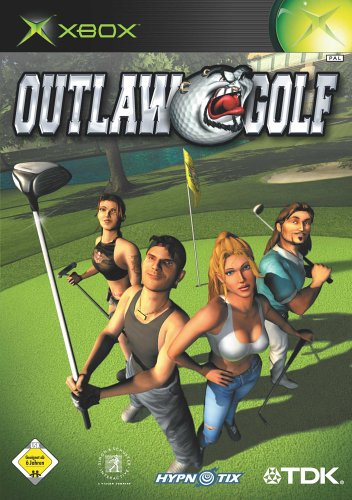 Outlaw Golf UK IMPORT