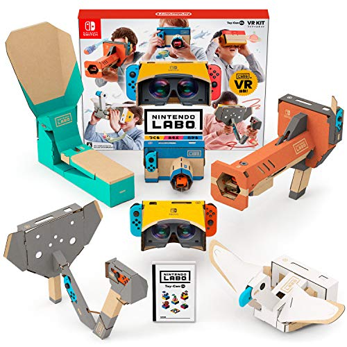 Nintendo Labo :VR Kit
