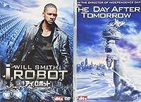 「アイ,ロボット」+「デイ・アフター・トゥモロー」 [DVD]