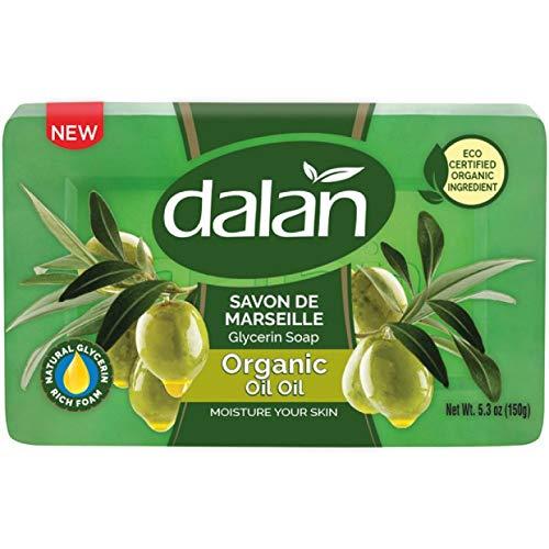 Seife DALAN 150g Organic Glycerin Olive 6´Pack (6 * 150g)