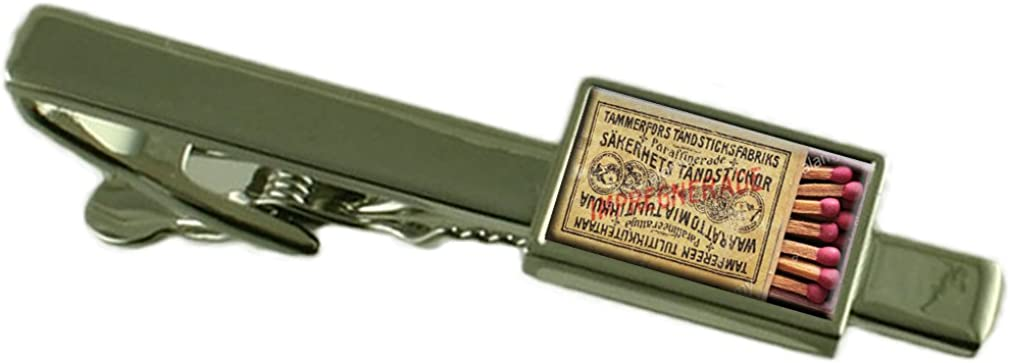 Popular brand Select Gifts Box Matches Los Angeles Mall Tie Pouch Clip