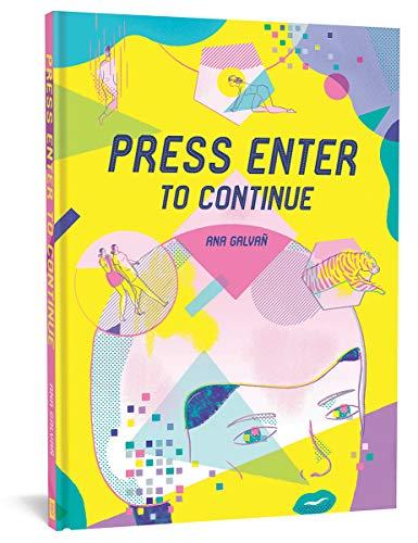 Galvan, A: Press Enter To Continue