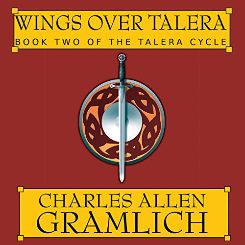Wings Over Talera audiobook cover art