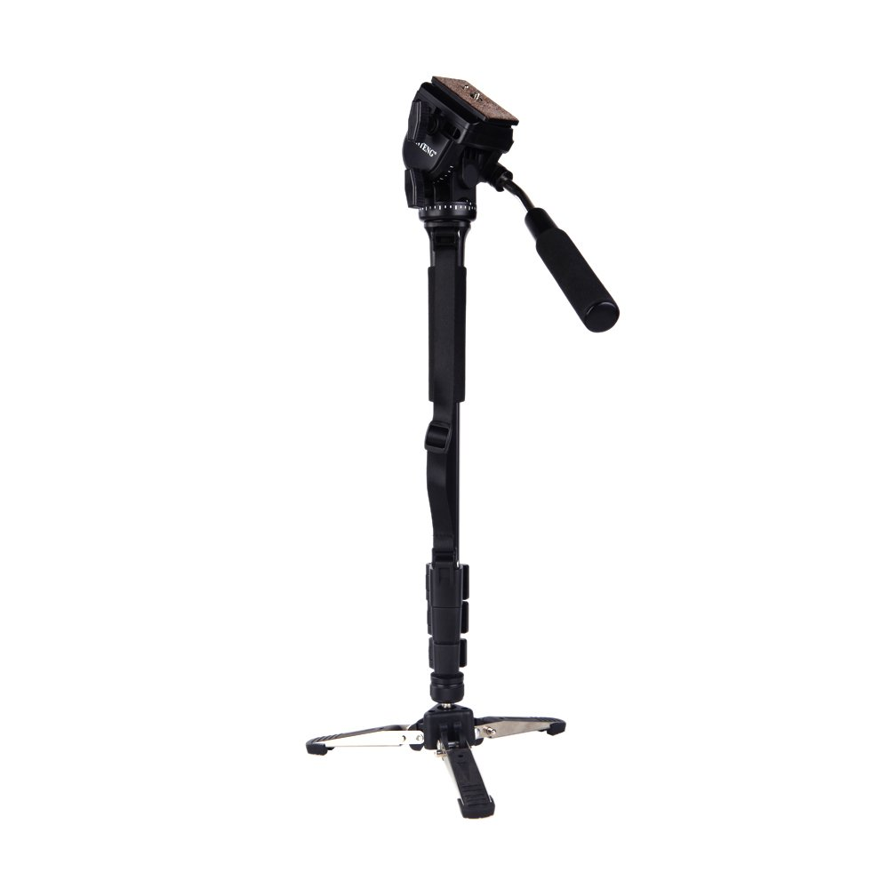 Yunteng VCT 288 Photography Monopod Release