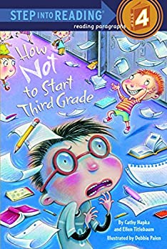 How Not to Start Third Grade  Step into Reading