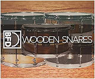 Wooden Snares [BFD3 Expansion Pack] BFD3専用 拡張音源