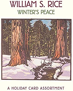 William S. Rice: Winter's Peace Assorted Holiday Cards