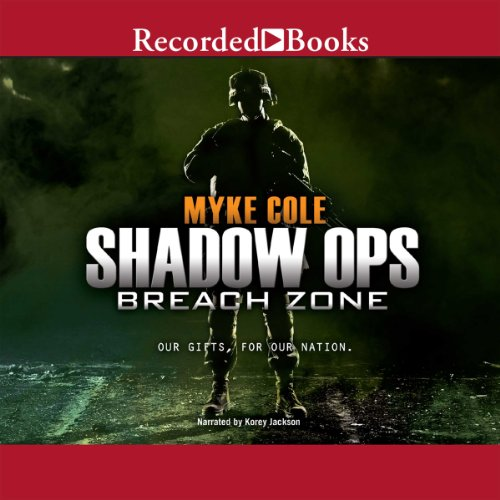 Shadow Ops, Book 3: Breach Zone cover art