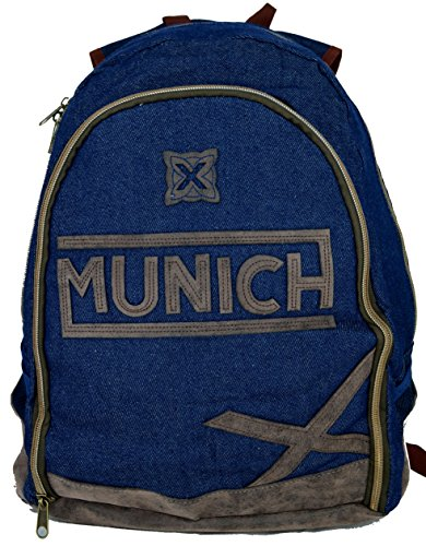 Mochila Munich Country doble bolsillo grande