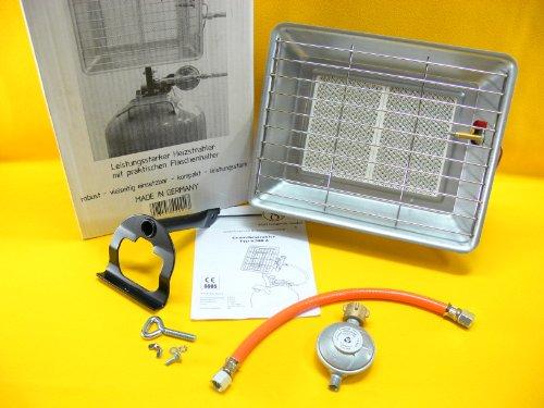 TOG Heizstrahler 4200Z 2600-4200Watt 50mbar Gasdruck Propan/Butan;