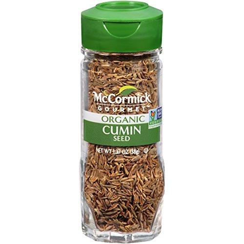 McCormick Gourmet Organic Cumin Seed, 1.37 oz