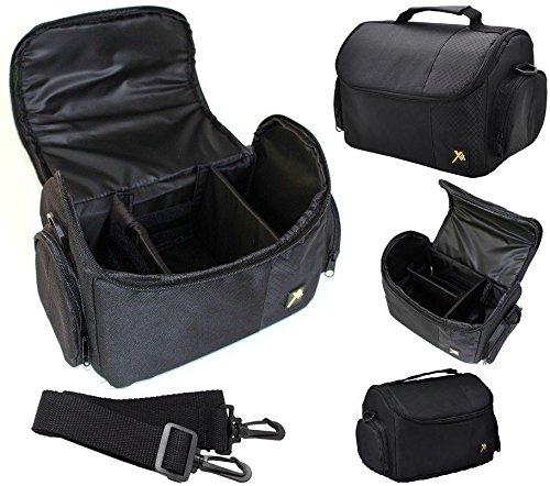 Digital Deluxe Large Camera Carrying Bag...