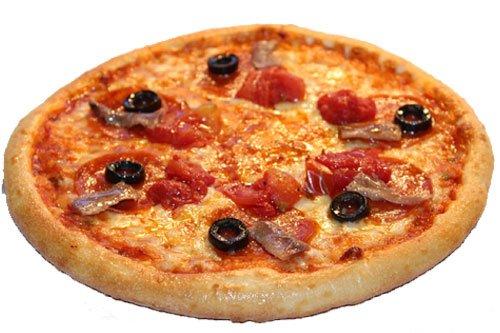 ピザ・カンピオーネ 冷凍 ピザ アンチョビトマト