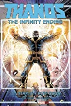 thanos the infinity ending graphic novel