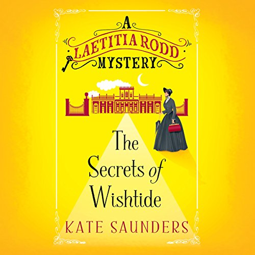 The Secrets of Wishtide audiobook cover art
