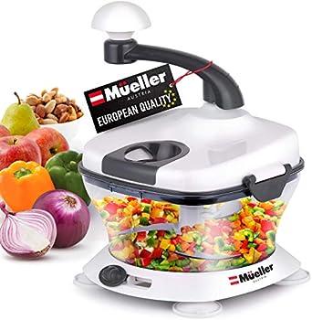 Mueller Ultra Heavy Duty Chopper/Cutter
