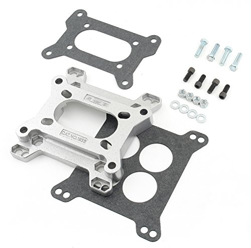 Mr. Gasket - 1933MRG Carburetor Adapter Kit 2Bbl To 4Bbl