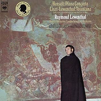 Henselt: Piano Concerto in F Minor, Op. 16 - Liszt: Totentanz, S. 126