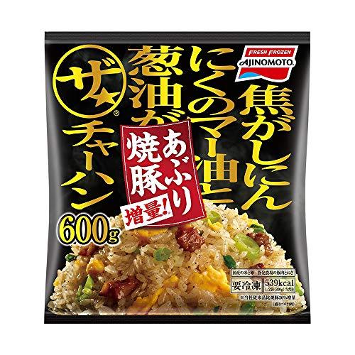 [冷凍]味の素冷凍食品「ザ★®チャーハン」600g×6個