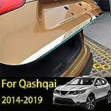Forro de cubierta de tronco de arranque coche apto para 5 puerta Nissan qashqai año 2008 en adelante