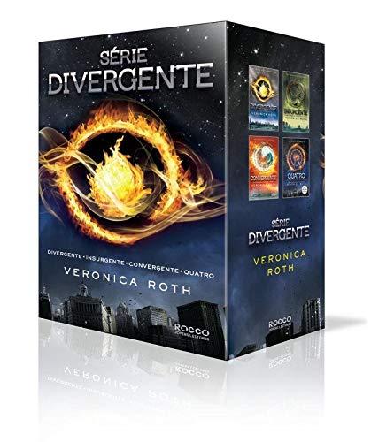Box Divergente (4 Volumes)