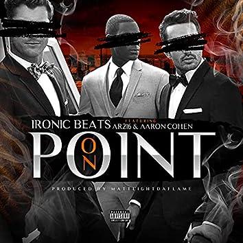 On Point (feat. Ar216 & Aaron Cohen)