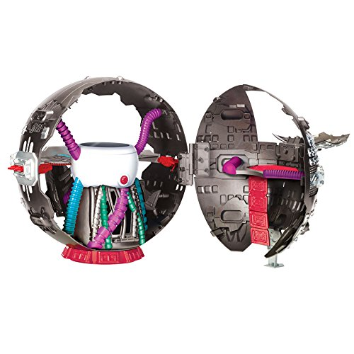 Product Image of the Teenage Mutant Ninja Turtles Movie 2 Out Of The Shadows Technodrome Playset