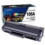 GPC Image 106A Cartucce Toner Compatibili per HP 106A W1106A per HP Laser 107a 107r 107w MFP 135a...