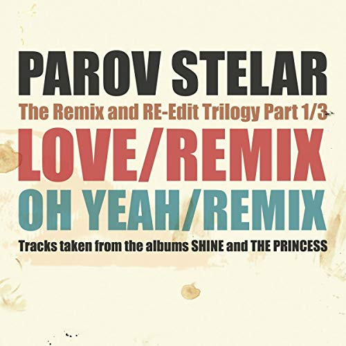 Love Ep/the Remix and Re-Edit [Vinyl Maxi-Single]