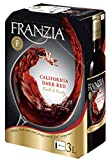 ボックスワイン3L赤ワインフランジアダークレッドカリフォルニア[赤ワインミディアムボディアメリカ合衆国3000ml]