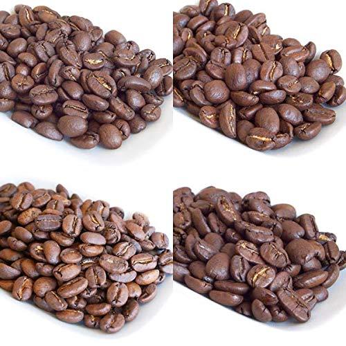 「中米産」コーヒー飲み比べセット[合計400g] (粗挽き)