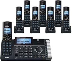 $299 » Sponsored Ad - VTech DS6251-8 DECT 6.0 2-line Cordless Digital answering System
