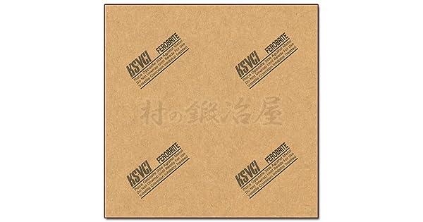 Ferobrite Rust Prevention Paper 12/Ã/ƒ/Â/—12in Made in Japan by Village Blacksmith JAPAN 100/Ã/ƒ/Â/—100cm