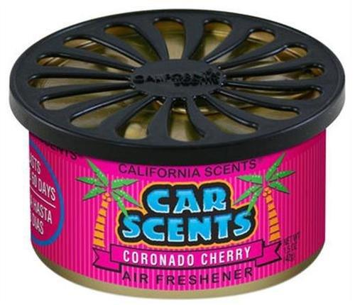 California Car Scents Duftdose für das Auto. Duftrichtung (CORONADO CHERRY)