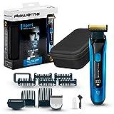 Rowenta TN6200 Forever Sharp Xpert, Barbero para Hombre, Azul