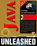 Java Unleashed with Java Power Pack CD-ROM