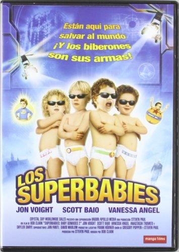 Los Superbabies. Unos peques geniales 2. DVD 2004 SuperBabies: Baby Geniuses 2