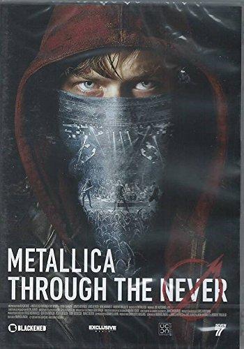 METALLICA - THROUGH THE NEVER (1 DVD)