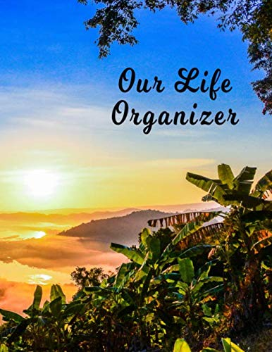 Our Life Organizer: Life Planner | Family Household Organizer | Seasonal Chores | Family Cleaning Checklist | Get Clean & Organized
