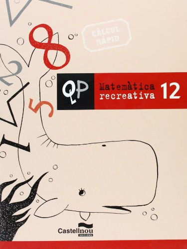Qp Matematica Recreativa 12 (Cuadernos de Primaria)