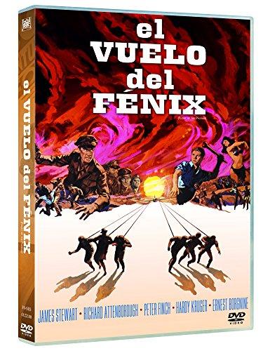 El Vuelo Del Fenix - Versión 1965 [DVD]