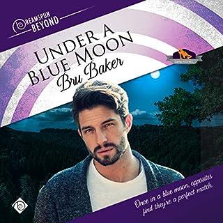 Under a Blue Moon audiobook cover art